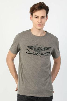 Colin's Erkek Yeşil T-Shirt Kısa Kol CL1048472