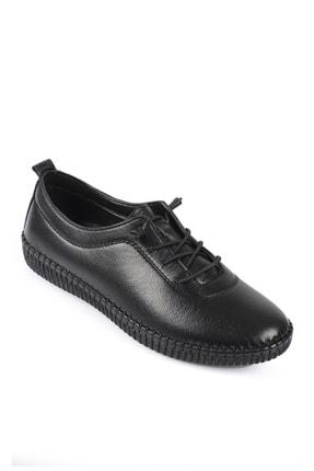Daxtors Siyah Kadın Ayakkabı DXTRSWMN5001