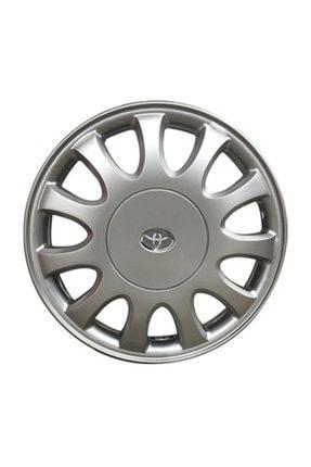 Toyota 14 Inç Jant Kapağı 4 Adet- Kelepçe Hediyeli