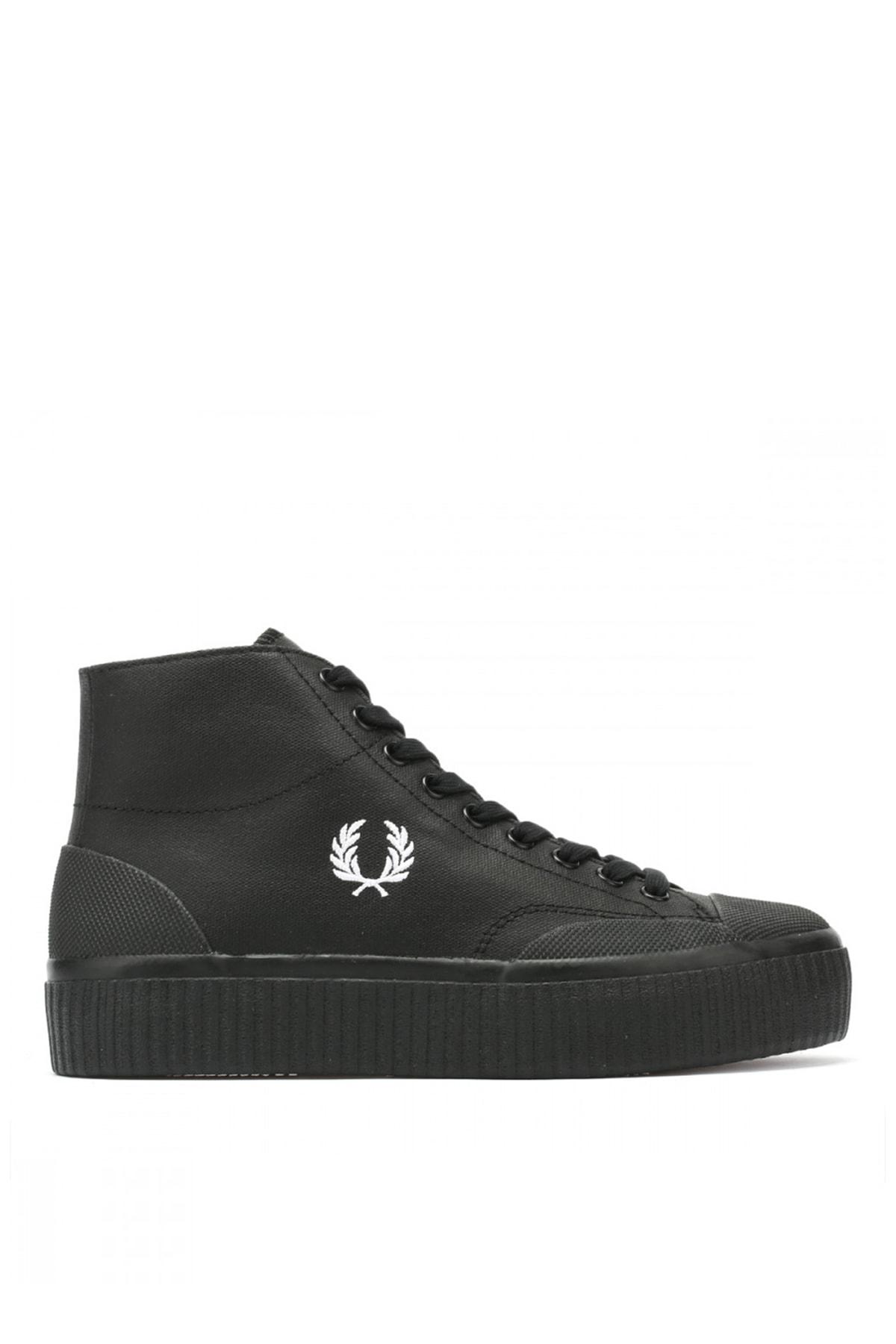 Fred Perry Kadın Siyah Sneaker 183FRPKAYB4330_F102 1