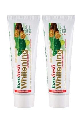 Farmasi Eurofresh Misvaklı Beyazlatıcı Diş Macunu 112 gr X 2 Adet