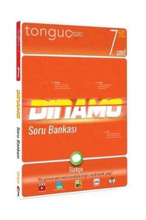 Tonguç Akademi Tonguç 7.sınıf Türkçe Dinamo Soru Bankası