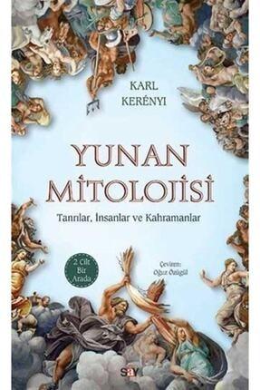 Say Yayınları Yunan Mitolojisi (2 Cilt Bir Arada)