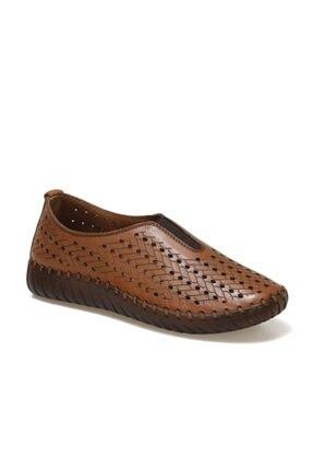Polaris 5 Nokta 103211.z1fx Taba Kadın Klasik Ayakkabı