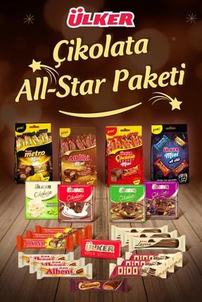 Ülker Çikolata All-star Paketi