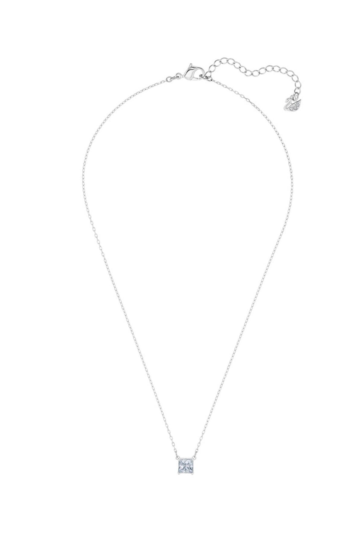 Swarovski Kolye Attract:Necklace Sq Czwh/Rhs 5510696 2