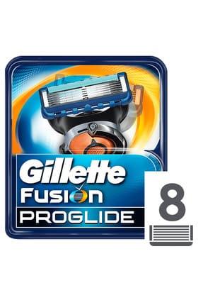 Gillette Fusion Proglide - Yedek Tıraş Bıçağı 8'Li