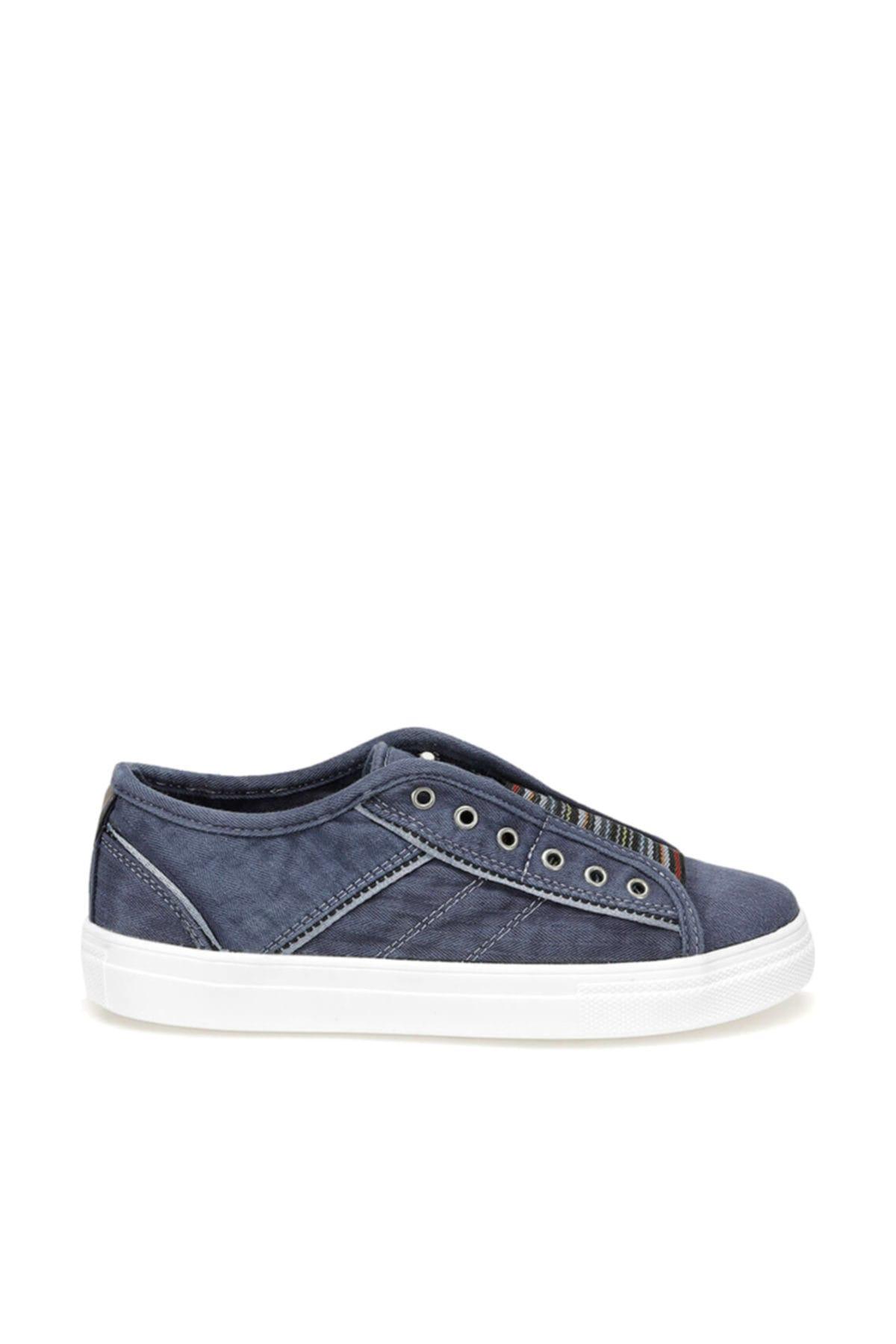 Butigo 19S-502 Lacivert Kadın Ayakkabı 100406989 2
