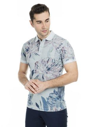 Lufian Erkek Taş T-Shirt - 111040008