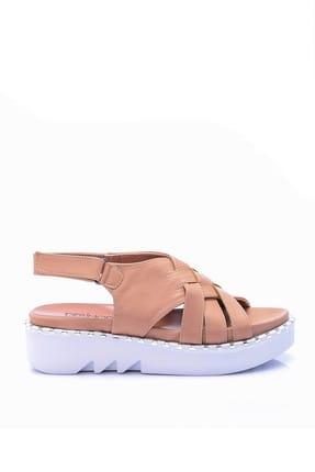 Derimod Pudra Kadın Sandalet