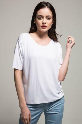 Karaca Bayan T Shirt   Beyaz