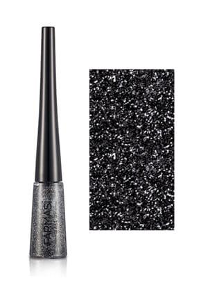 Farmasi Glitter Eyeliner - Extreme Black 05 4,5gr 8690131773380