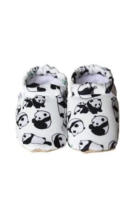 Kokopatik Çılgın Panda Model Kaydırmaz Bebek Patiği