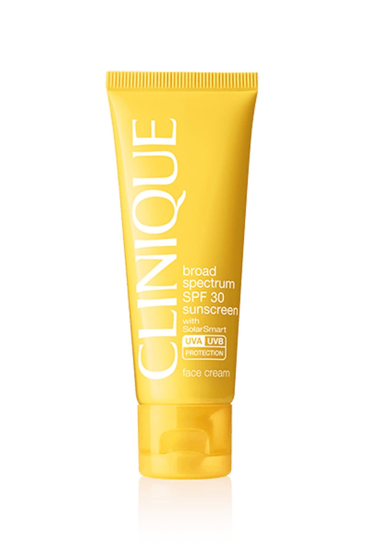 Clinique Güneş Koruyucu Yüz Kremi - Anti-Wrinkle Face Cream Spf 30 50 ml 020714817343 1
