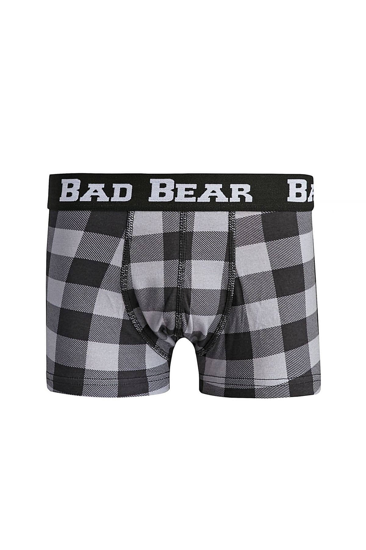 Bad Bear CHECKED RAVEN 1