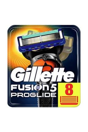 Gillette Fusion Proglide Power Yedek 8'li