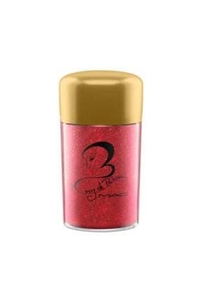 M.A.C Glitter - Rossy de Palma Eye Glitter Red 4.5 g 773602452682