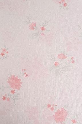Flamingo Çiçek Desen Duvar Kağıdı (5 M²)  17402