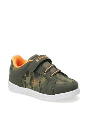 Kinetix LENKO C 9PR Haki Erkek Çocuk Sneaker Ayakkabı 100425847