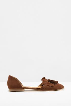 Koton Kadın Deve Tüyü Rengi Casual Ayakkabı 7KAK29011AA