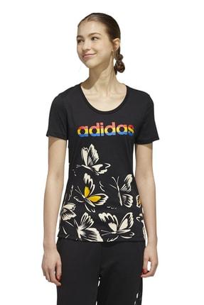 adidas W FARM P TSHIRT Kadın Tişört