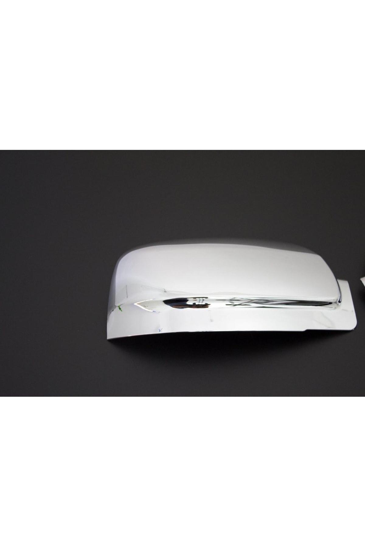 Omsa Mercedes Vito W639 Krom Ayna Kapağı 2 Prç. P.Çelik 2010-2014 2