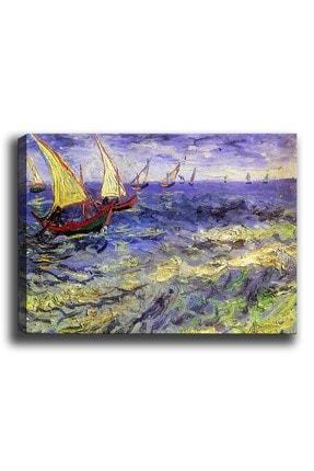 Tablo Center Kanvas Tablo  Van Gogh