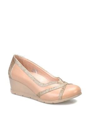 Polaris 5 Nokta 81.111042.Z Vizon Kadın Dolgu Topuklu Ayakkabı 100303929