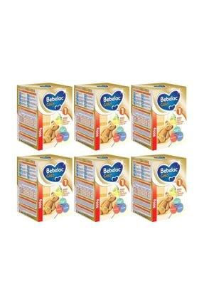 Bebelac Gold 1 Bebek Sütü 900 Gr - 6 Adet