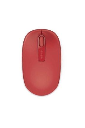 MICROSOFT Mobile 1850 Kablosuz Kırmızı Mouse (U7Z-00033)