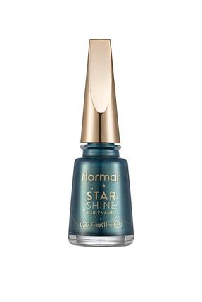 Flormar Oje - Star Shine Nail Enamel 004 Bronze Flash 8690604564149