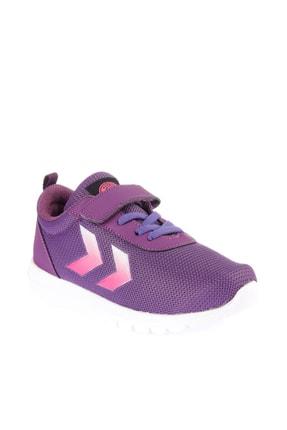 HUMMEL KIDS Kız Çocuk Mor Spor Ayakkabı Hmlaero Lıte Jr