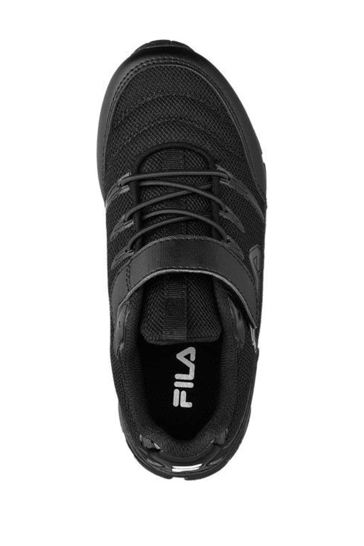 Fila Deichmann Çocuk Siyah Sneaker 2