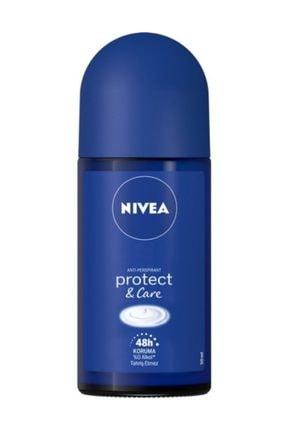 Nivea Protect&Care Roll-On Deodorant 50 ml Kadın