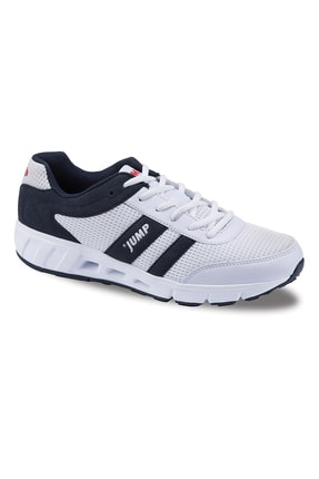 Jump Beyaz Unisex Ayakkabı 190 10078G