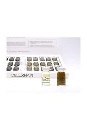 Delux Hair Redensyl (r) Ve Keratin İçeren Bitkisel Saç Çıkarma Bakım Serumu 3 Paket