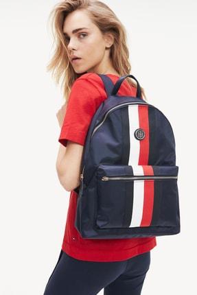 Tommy Hilfiger Kadın Poppy Backpack Sırt Çantası AW0AW07283