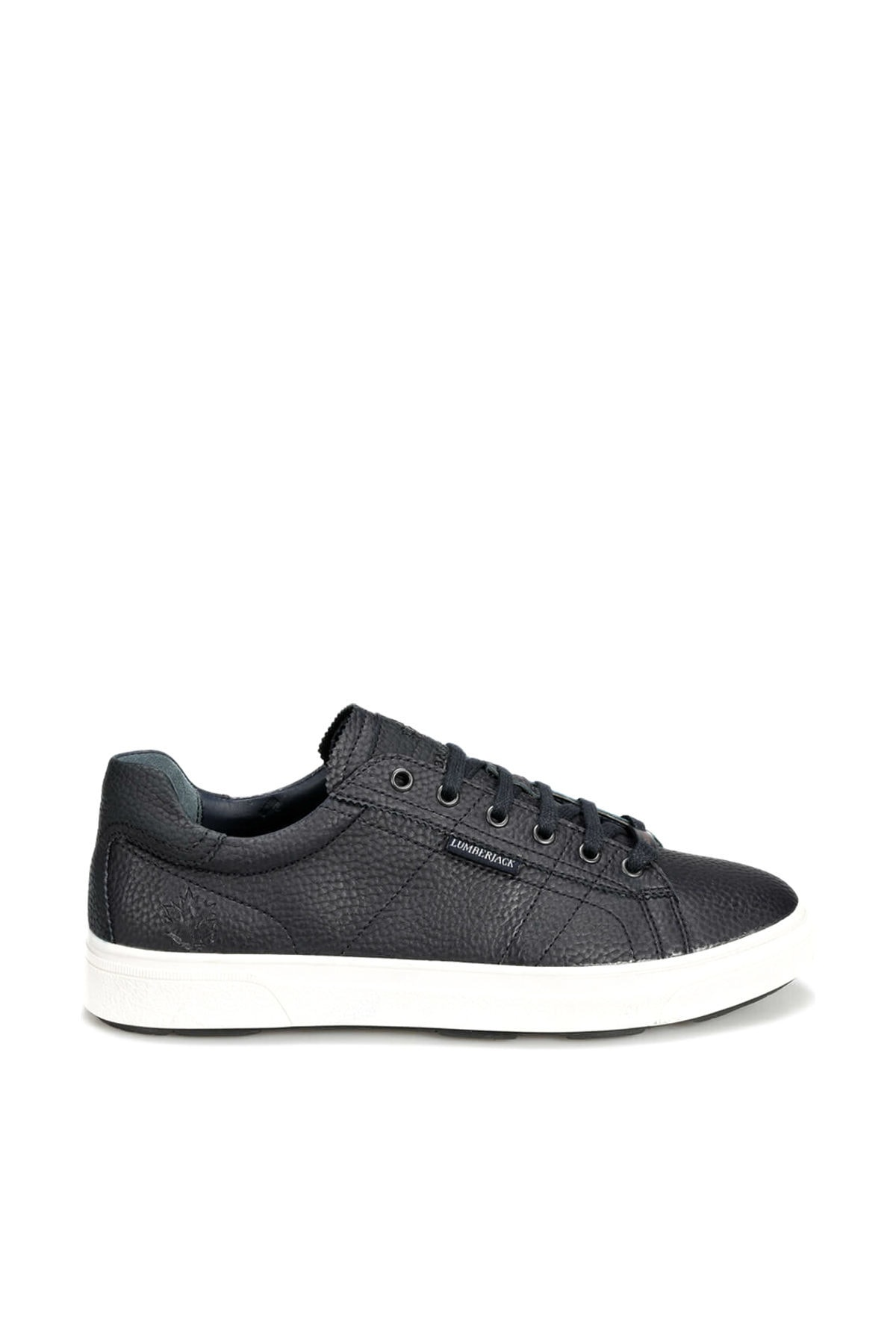 lumberjack BUSIA 9PR Lacivert Erkek Kalın Taban Sneaker Spor Ayakkabı 100416625 2
