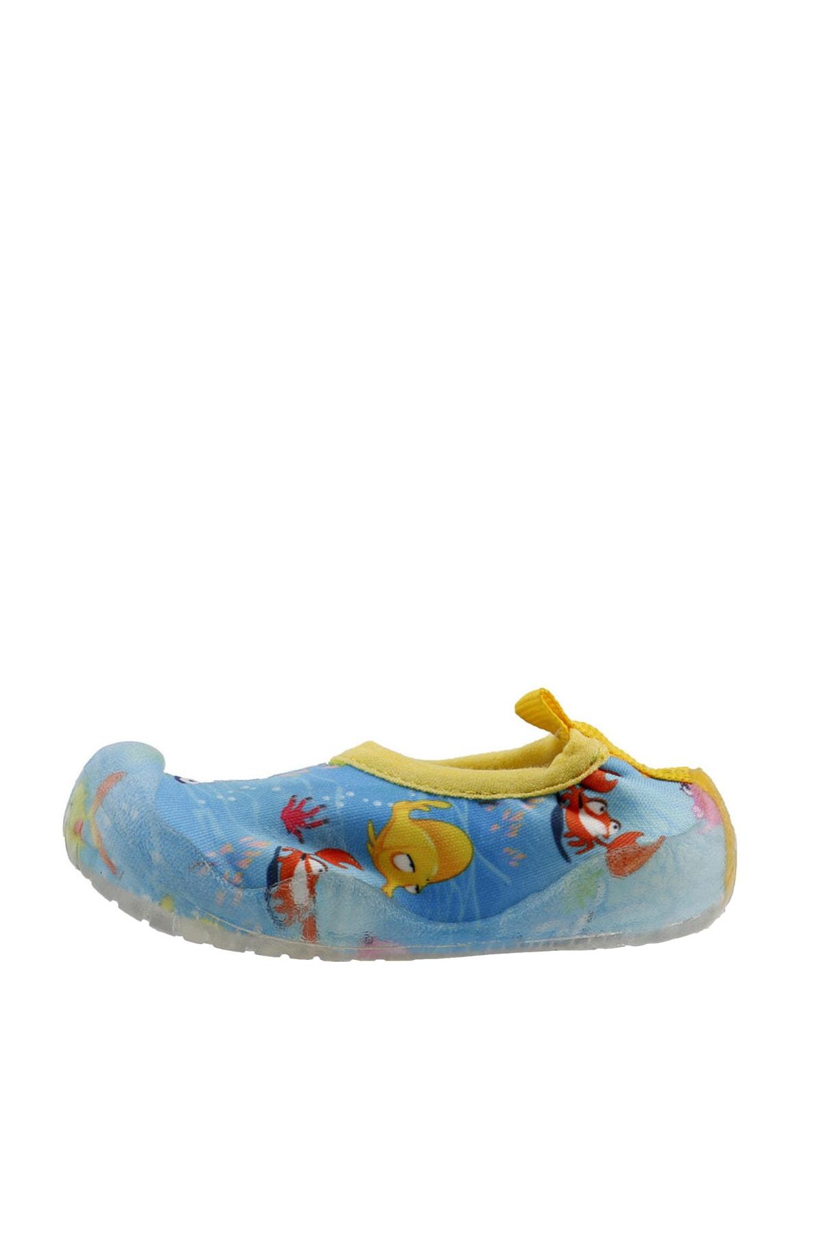 Newborn NAQ2010 AQUA FISHTANK Mavi Unisex Çocuk Deniz Ayakkabısı 100446140 2