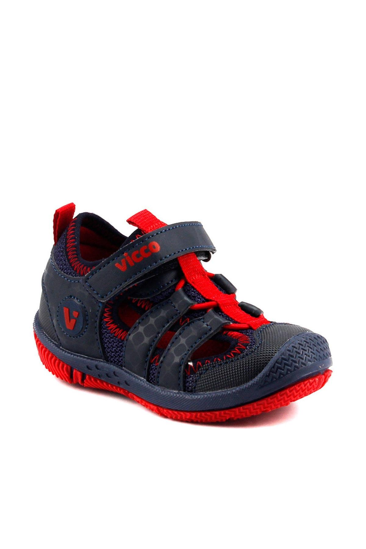 Vicco Lacivert Erkek Sandalet 18A02308 1