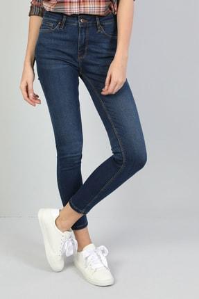Colin's Koyu Mavi Kadın Pantolon CL1047243