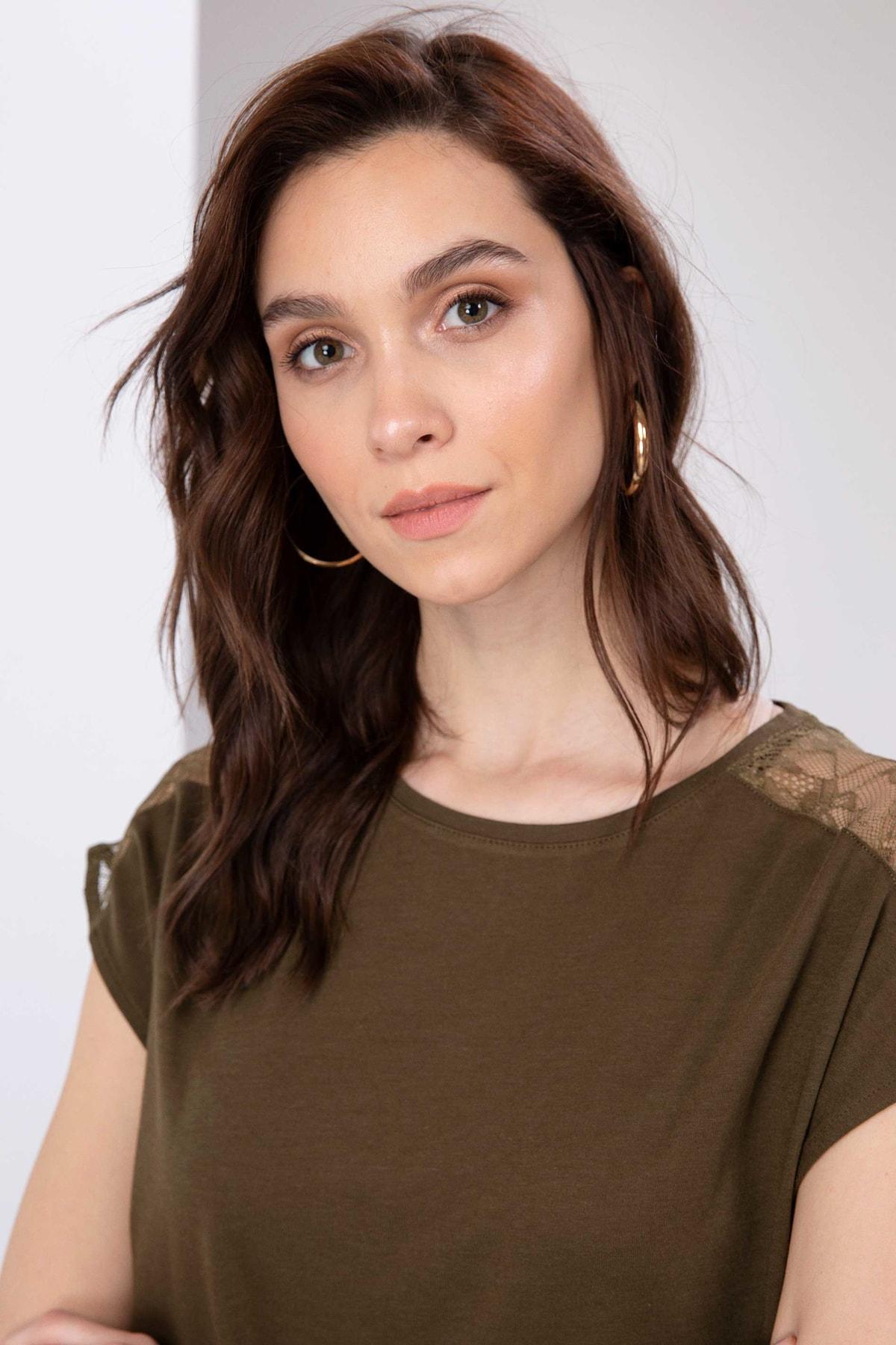 Pierre Cardin Kadın T-Shirt G022SZ011.000.761780 1