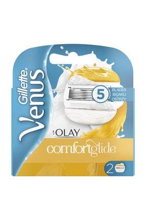 Gillette Venus Venus Comfortglide Olay 2'li Bıçak