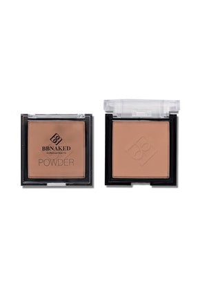 Blueberry Pudra - Bronze Powder BBK-MPW03 BB Naked Professional Makeup 8682367009005