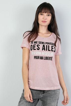 Colin's Kadın Tshirt K.kol CL1045090