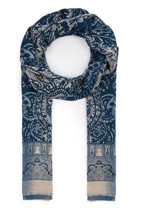 Mavi Kadın Şal 196895-29722