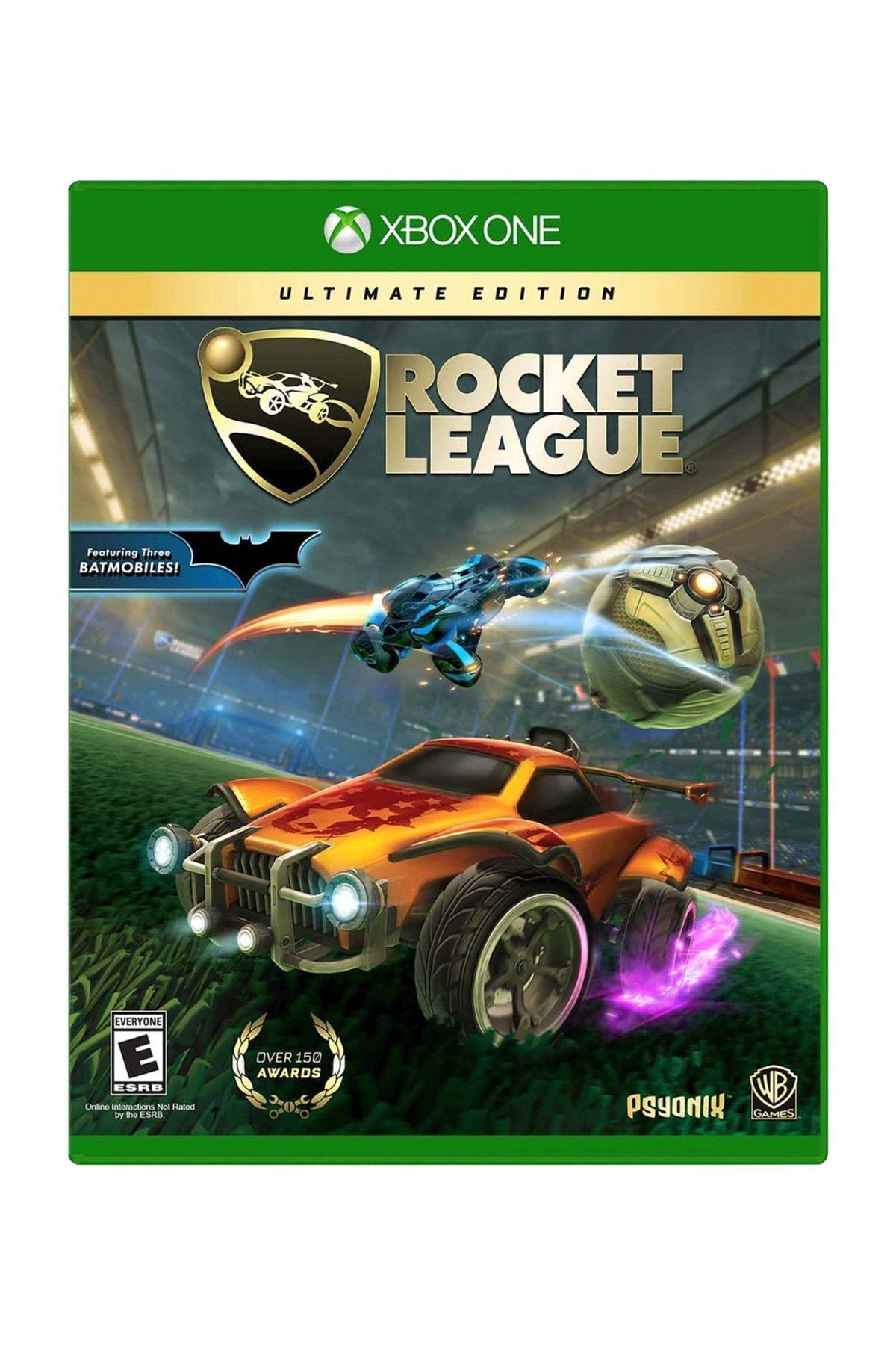 Warner Bros Rocket League Ultimate Edition Xbox One Oyun 1