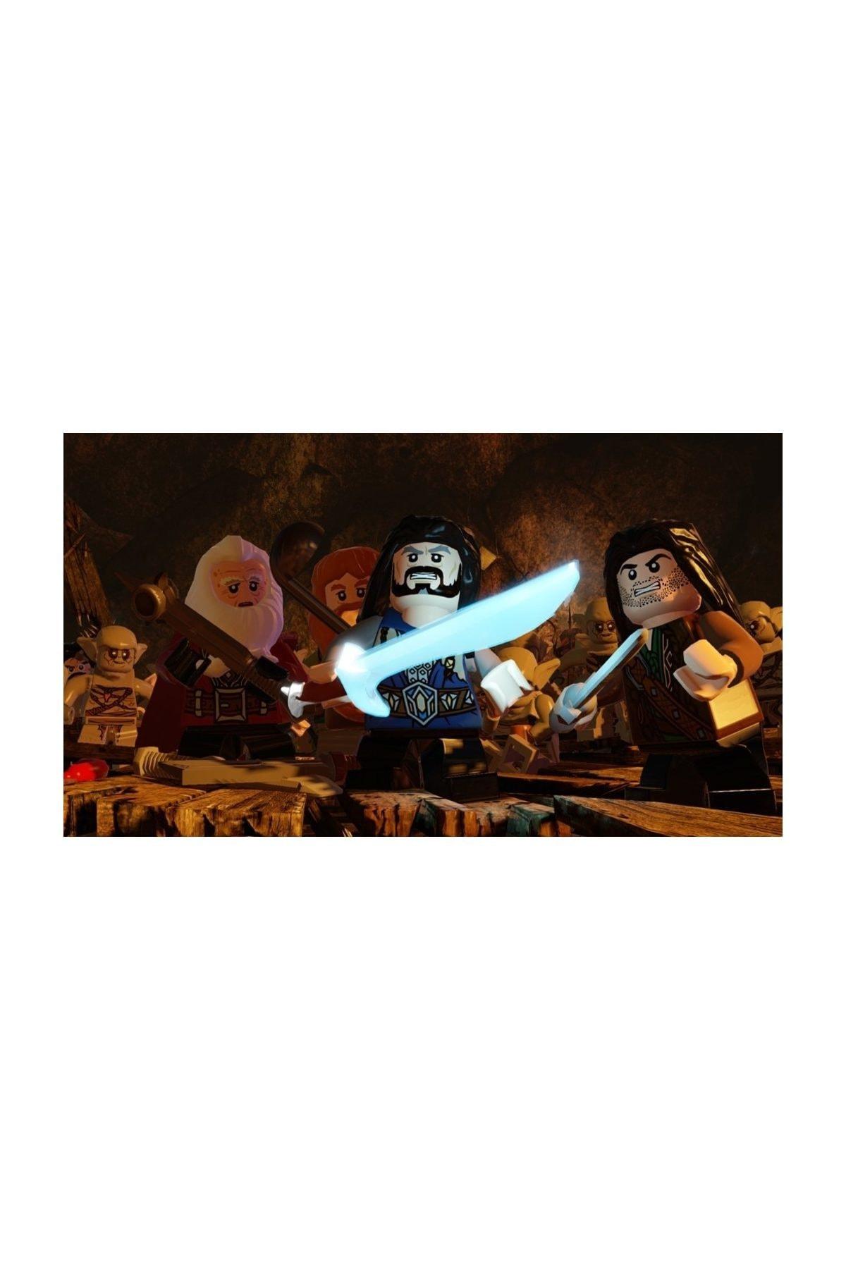 Warner Bros Lego Hobbit Xbox One Oyun 2