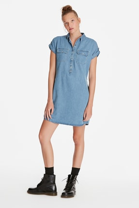 Mavi Kadın Barbara Jean Elbise 130548-26176