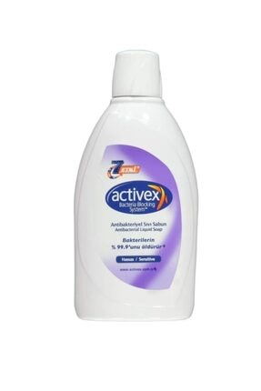 Activex Antibakteriyel Sıvı Sabun Hassas Koruma 1 Lt.